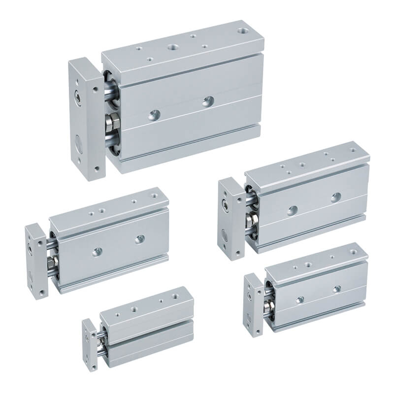 Dual-rod cylinder