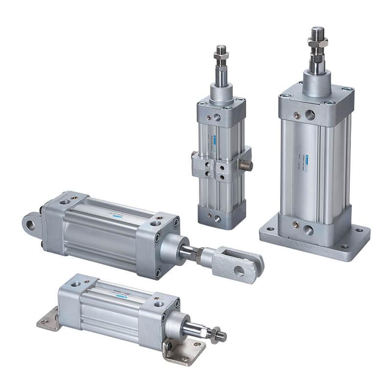 Standard profile cylinders