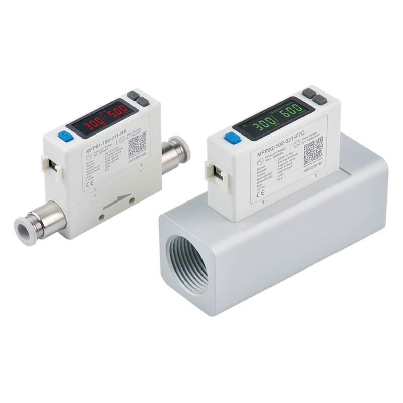Digital Flow and Pressure Sensor