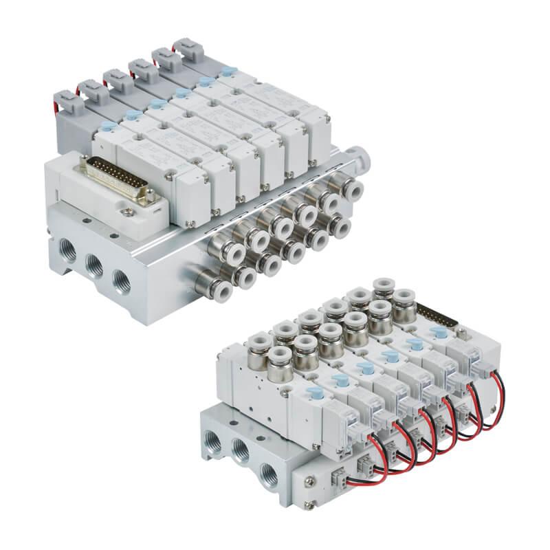 多元连接系统