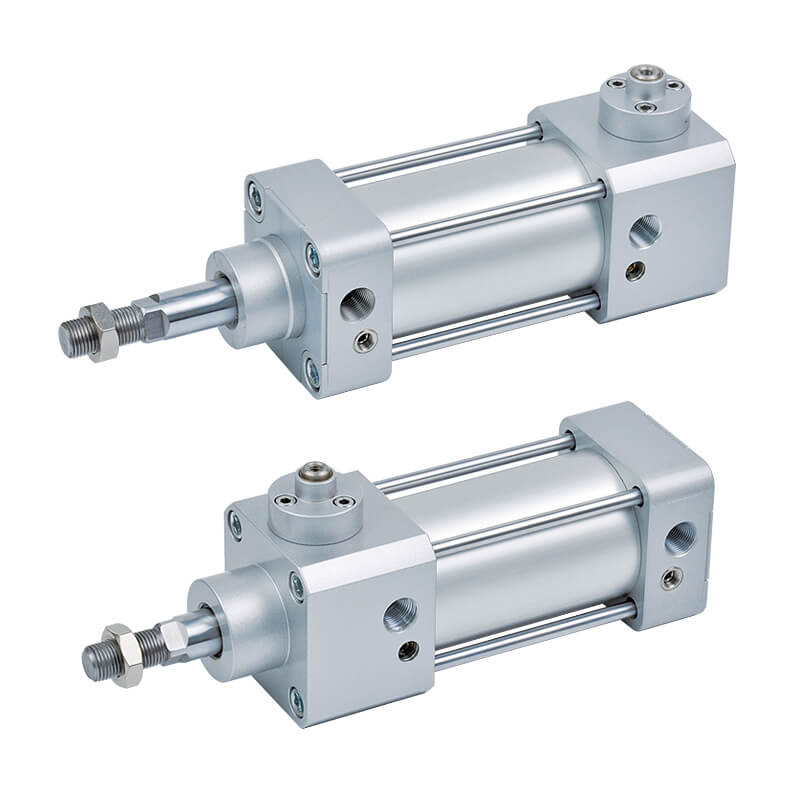 End lock cylinders