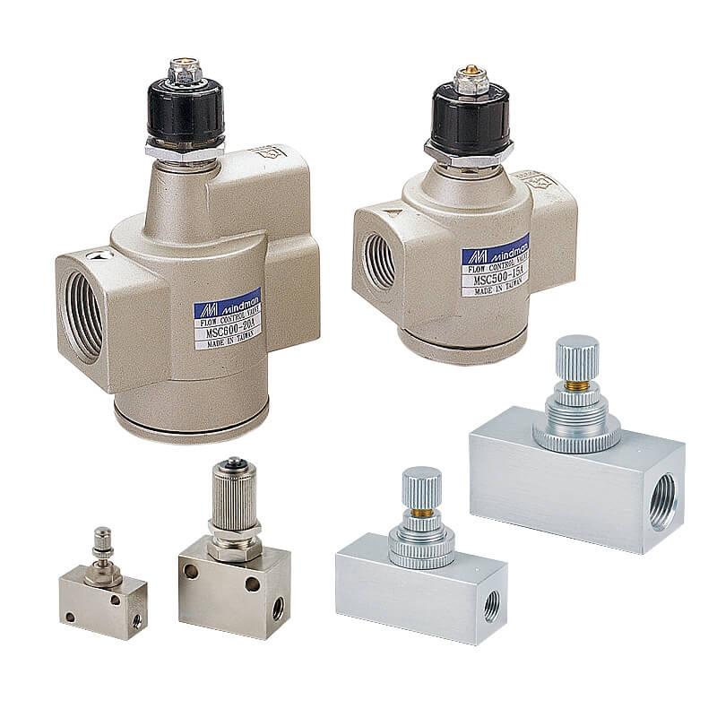 Flow control valve