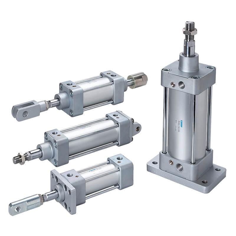 ISO-VDMA Standard cylinders
