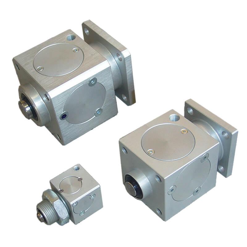 Rod locking cylinders