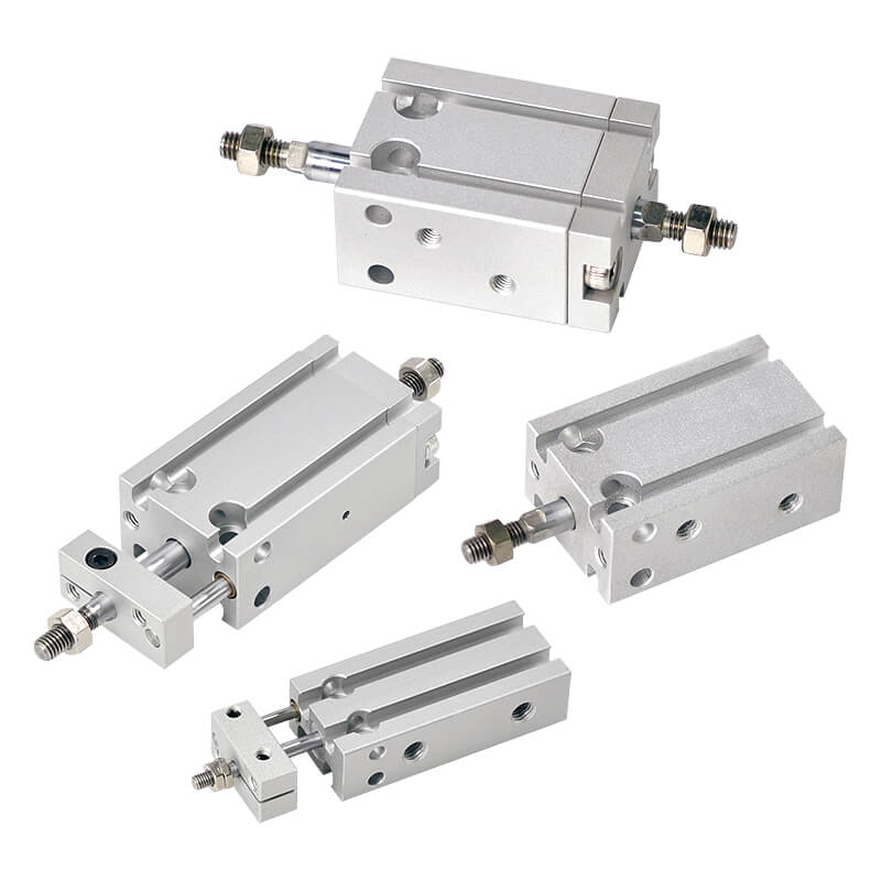 Multi-mount cylinders