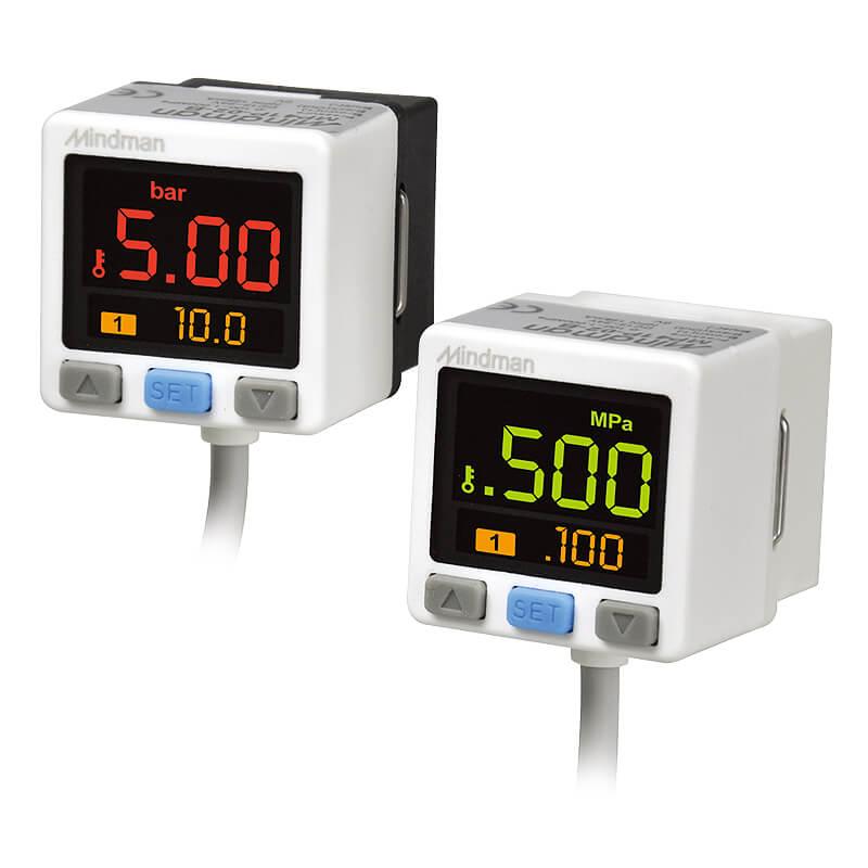 Pneumatic pressure switch