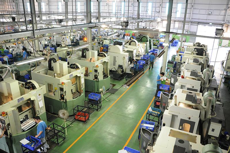 Machining manufacturing