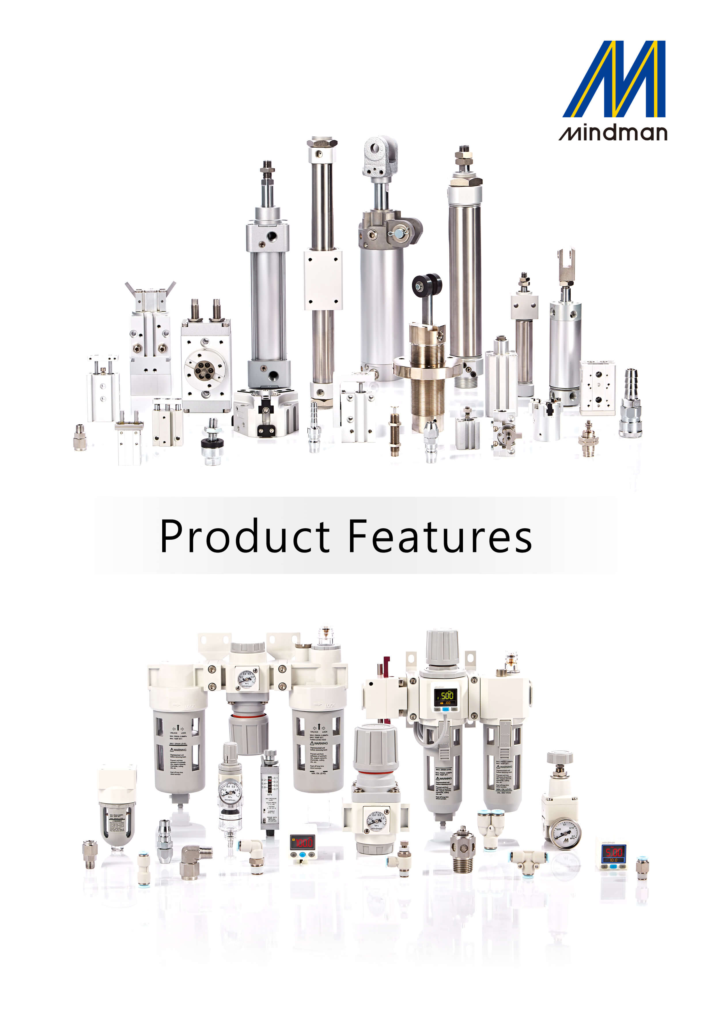 Product Features (Exclusive Rights for Distributors)